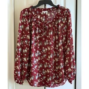 NEW WITH TAGS❤️Pleione Blouse